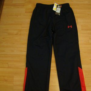 NEW Under Armour boys large sweatpants MSRP $45.99